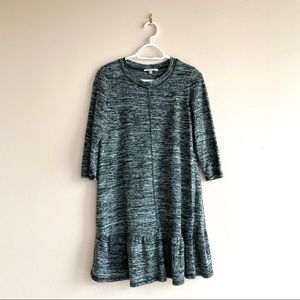 Tash + Sophie Knit 3/4 Sleeve Dress Fits M